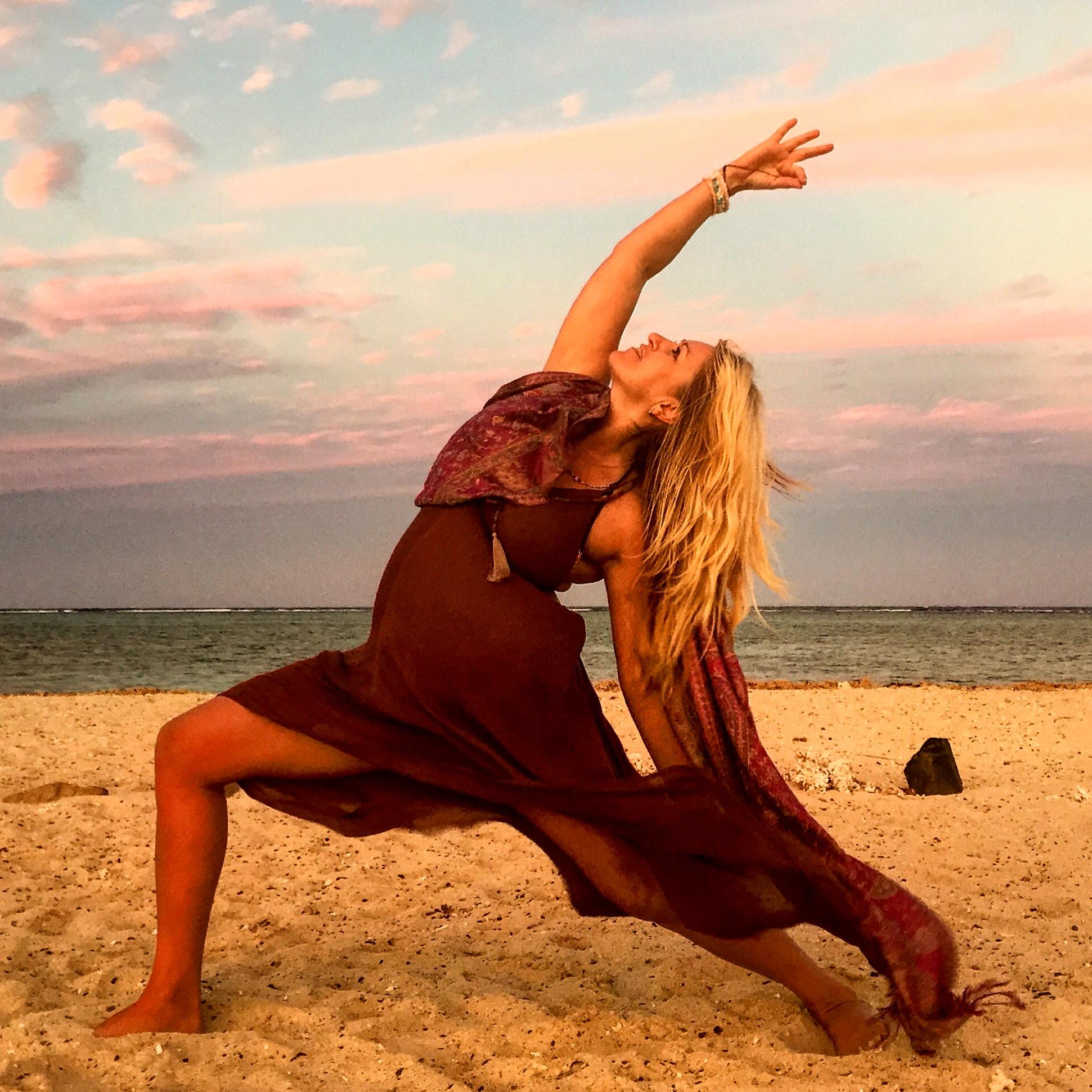 Eva Kristlova Yoga