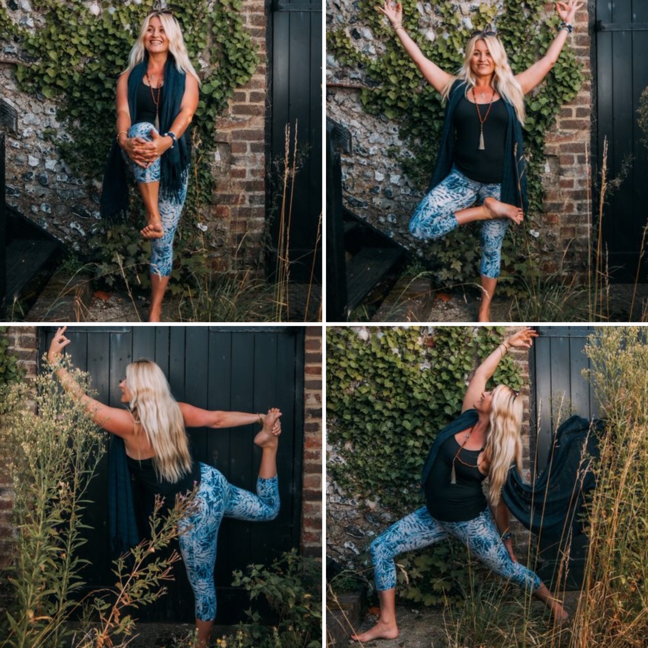 Quick Yoga Sequence for Balance and Strength