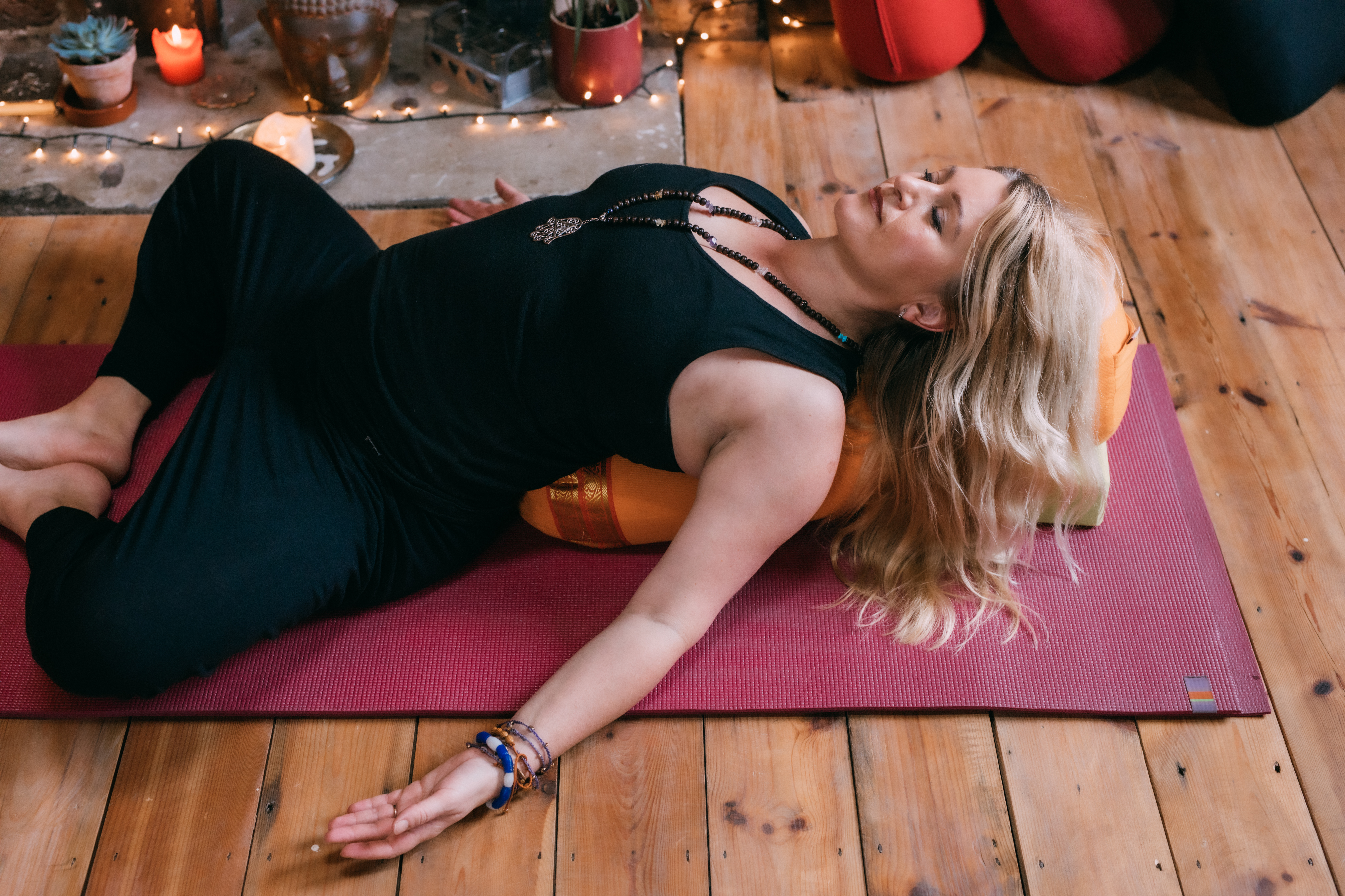 Restorative Yoga – What is it all about?